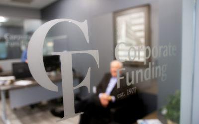 Corporate Funding Moves Headquarters
