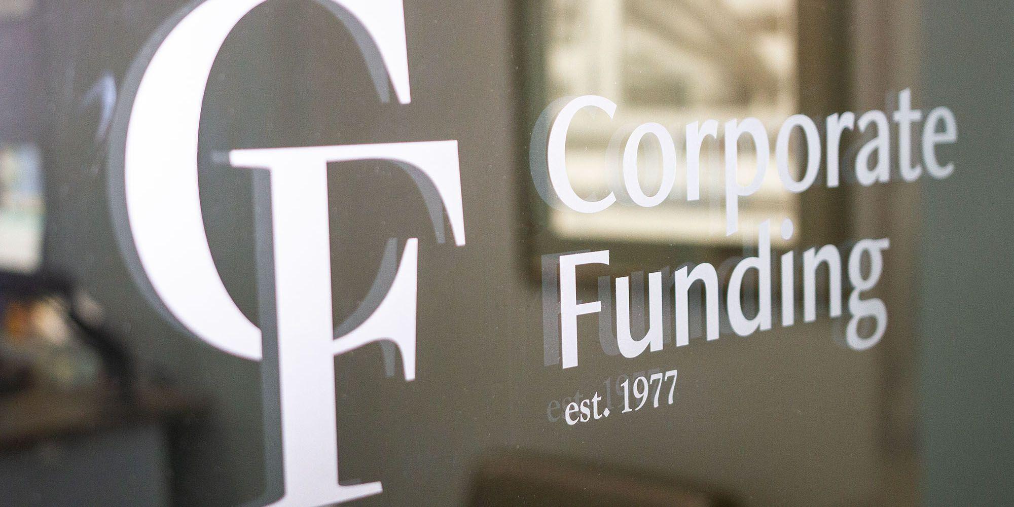 Corporate Funding Logo